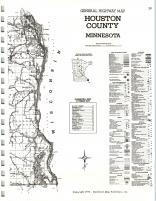 Map Image 019, Houston County 1972